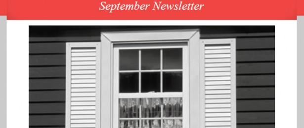 September Newsletter – Healthy Home Detox