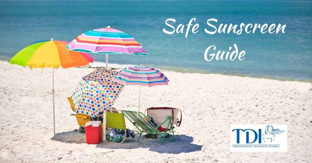 Safe Sunscreen Guide 2