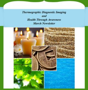 Newsletter TDI and Health Through Awareness - Newsletter March 2017