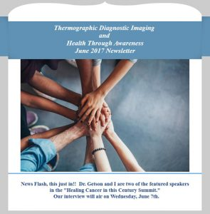 Newsletter TDI and Health Through Awareness - June 2017 Newsletter
