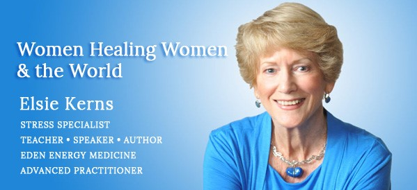 Liesha Getson joins Elsie Kerns - Women Healing Women and the World