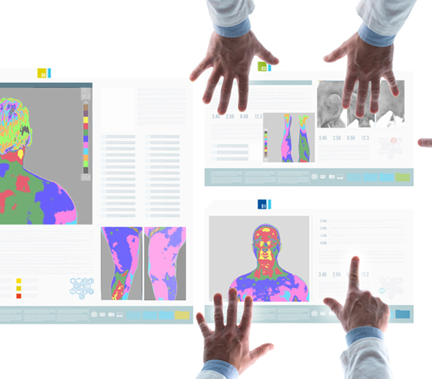 Medical Thermography Images
