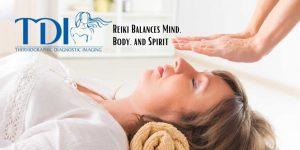 Reiki Balances Mind, Body, and Spirit