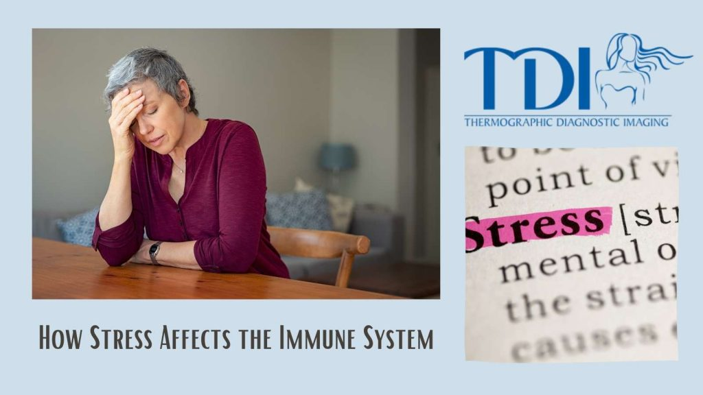 Stress affects the immune system